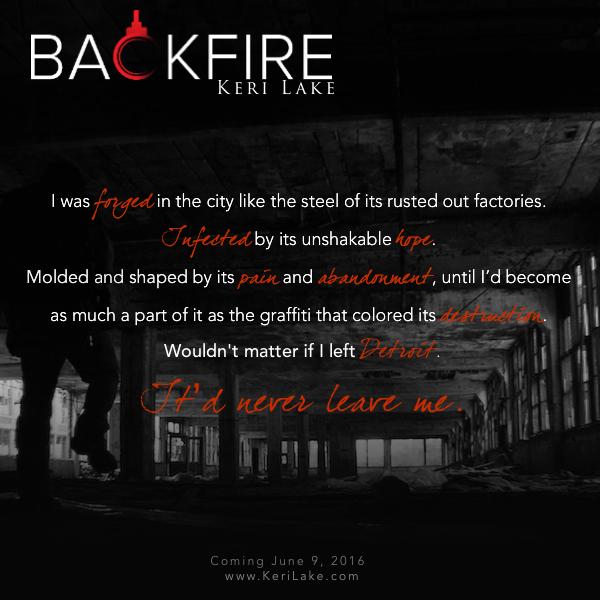Backfire Teaser - Detroit